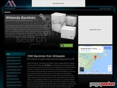 wikipedia-backlinks.marketsmaster.org