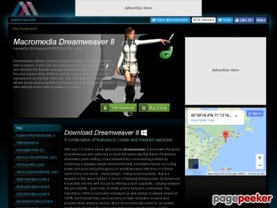 Macromedia dreamweaver mx 2004: training from the source (3rd.